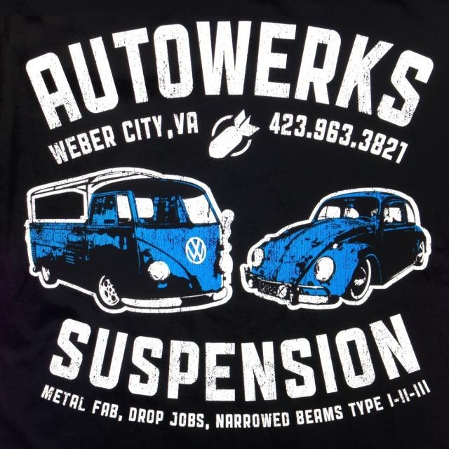 Autowerks Suspension