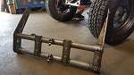 Off-road spec beams. Linkpin OR Balljoint